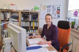 Dorina Schwarz, Leiterin Institut für Bildung und Integration (IBI) Jena. Foto: Jüergen Scheere